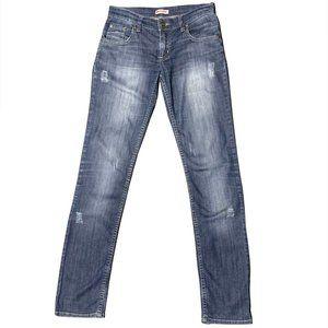 Prada distressed Jeans size 2